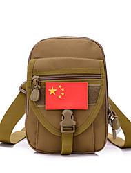 5 L mochila Multifuncional Verde Militar Nailom