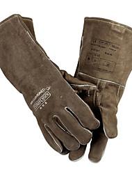 welads® 10-0707 brun carbone pouce droit section soudage argon soudage à l'arc de soudage par résistance des gants