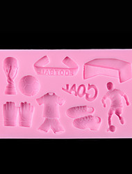 1 PCS Silicone Cake Decorate Soap Candle Sugar Craft Tools Chocolate Fondant Mold  Baking Mold
