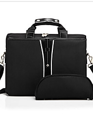 Business Laptop Bag Shockproof  15-inch High-end Men's Shoulder Bag Handbag