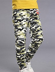 Boy's Cotton / Rayon Pants,Winter / Spring / Fall Patchwork