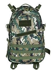 8 L Randonnée pack / sac à dos Camping & Randonnée Extérieur Multifonctionnel Noir Nylon Other
