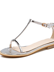 Women's Shoes Leatherette Spring / Summer Slingback/ Gladiator / Comfort / Novelty / Styles / Open Toe SandalsOutdoor /