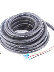 5-Core 0.3 Square Towline Highly Flexible PVC Sheathed Control Cable (Shielded) Cable Bending Resistance