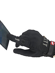 Motorcycle Racing Gloves, Riding All Finger Touch Screen Gloves, Night Light