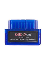 bajo consumo de energía del instrumento de diagnóstico OBD del coche elm327 bluetooth mini-súper