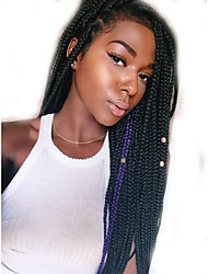 24''  Senegalese Box Braids Hair Crochet Twist Braids Synthetic Braiding Hair Havana Mambo Twist hair extension