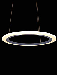 AC 85-265 15W Pendant Light ,  Modern/Contemporary for LED Metal Living Room / Bedroom / Dining Room / Kitchen