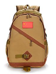 35 L рюкзак Отдыхитуризм На открытом воздухе Многофункциональный Коричневый / Камуфляжные воздушные змеи Нейлон Other