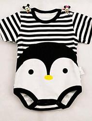 Unisex Cotton Overall & Jumpsuit,Summer / Spring Short Sleeve
