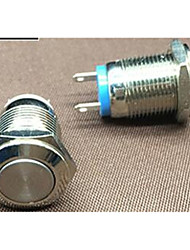 Industrial Supplies Stainless Steel Flat Waterproof Metal Button Switch