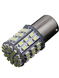 BA15S 2x 1.156 carro lâmpadas LED 3014 sinal de volta 144smd auto / freio / cauda luz 12v
