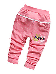 Children's Wear Pants,Spring And Autumn ,Girl's Trousers,New Product,Cutton And Soft