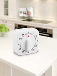 1pcs Square 60 Minute Mechanical Kitchen Cooking Timer Food Preparation Baking popular new