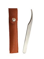 Øyenvippe Pinsett Rustfritt stål / Metall 1 Others 12.5x1cm Normal Pink