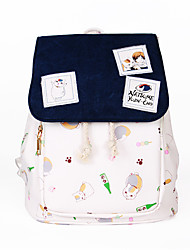 Bag Inspired by Natsume Yuujinchou Cosplay Anime Cosplay Accessories Bag / Backpack Black Nylon Male / Female