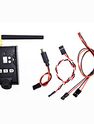Skysight new product Sky-HD01 the AIO 400mw 32ch transmitter and 1080p hd camera for 2015 new quadcopter