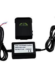установленного на транспортном средстве GPS локатор GPS локатор локатор tk102b gps102b