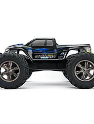 Buggy (Off-road) CY/RC Hummer 1:16 Brushless Electric RC Car Red / Blue Unassembled Kit