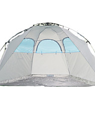 2 persons Shelter & Tarp Tent Double Automatic Tent One Room Camping Tent <1000mmWaterproof Breathability Ultraviolet Resistant