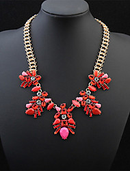 Fashion Flower Necklace Exquisite Accessories
