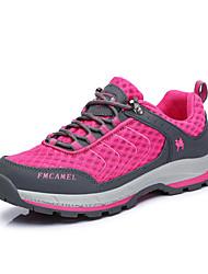 Wandern Damen Schuhe Tüll Blau / Rosa / Grau