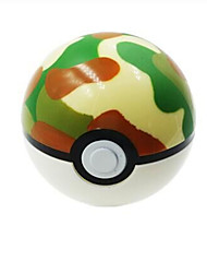 Pocket Little Monster Plastic Hunting Poke Ball 1 pcs