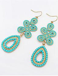 Beaded Earrings Fashion Earrings Exaggerated Influx Of Women Wild Wind