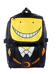 Bolsa Inspirado por Tokyo Ghoul Fantasias Anime Acessórios de Cosplay Bolsa / mochila Preto Náilon Masculino / Feminino