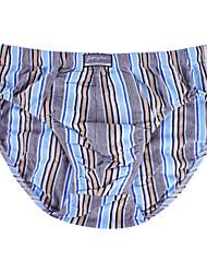 Homme Rayé Shorts & Slips Garçon Slips-Coton
