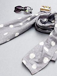 Girls / Boys Scarf, Hat & Glove Sets,Winter Cotton Blends Blue / Pink / Yellow / Gray