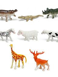 Brinquedos Modelo de Apresentação Animais Legal Brinquedos Originais Para Meninos / Para Meninas Plástico