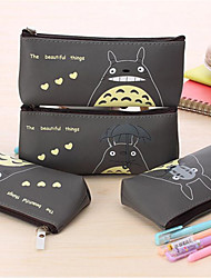 The New Waterproof Stationery Cute Cartoon Pencil Bags
