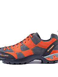 Camssoo Men's Hiking Mountaineer Shoes Spring / Summer / Autumn / Winter Damping / Wearable Shoes Blue / Orange