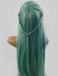 nova moda de alta qualidade longa volume natural perucas sintéticas venda quente