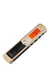 8g preto profissional de gravação digital de ruído hd redução mp3 pen-tf-600