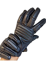 Leather Gloves Outdoor Motorcycle Riding Gloves  Car Black Male  Imitation Leather Gloves