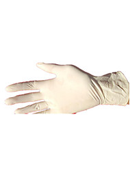 Thick Disposable Sterile Medical Rubber Examination Gloves Latex Gloves