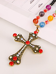 Fashionable Cross Vintage  Necklace for Ladies Vampire