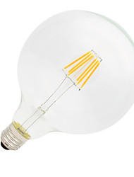 G125 6w e27 500lm 2700K 360 градусов привело нити света лампы Эдисона (220-240)
