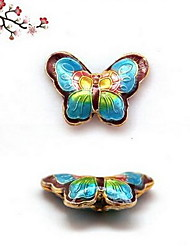 Women's Copper Butterfly Charm for Bracelet