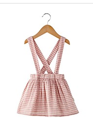 WeChat group Taobao hot summer girls female baby suspenders skirt summer sleeveless cotton baby dress.