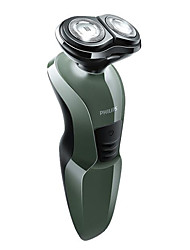 Electric Shaver Men Face Electric / Rotary Shaver Flexing Heads / Pivoting Head / LED Light Stainless Steel PHILIPS