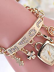 Women's Fashion Analog Display Network With Quartz Watch