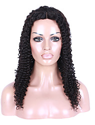 EVAWIGS In Stock 10-26Inch Curly Wig Lace Front & U Part Wig 100% Brazilian Human hair Wig for Women