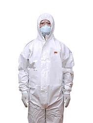 código de 3m-4535 peça com capuz vestuário de protecção xl (179-187cm)