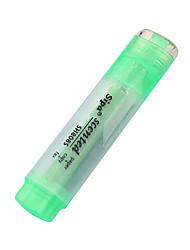 Bolígrafo Plumas del color de agua,Plástico Colores Aleatorios