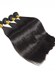 7A Peruvian Virgin Hair Bundles Weft Hair Peruvian Remy Hair Bundles Unprocessed 10''-28'' 100% Human Hair Weft