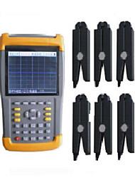 my5007, analisador de circuito vetor, (três alicates, seis fórceps)