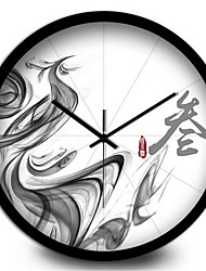 The Simple But Elegant Decorative Wall Stickers Home Furnishing Quartz Quartz Wall Clock